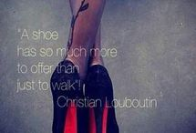 These shoes are made for walking...