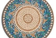 Mozaika aj vitráž