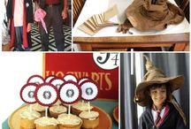 Harry Potter props