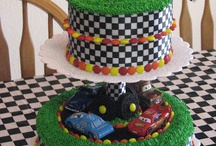 Cars Birthday Cake Ideas