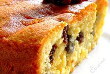 Gâteau rhum