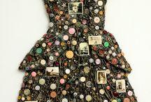 Clothing as art medium