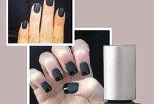 Matte matte matte! / Matte nail polish  / by Priti NYC
