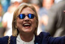 CLINTON, Hillary