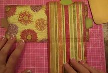 Scrapbook album pages / by Heather Verde