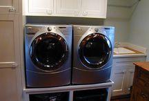 Laundry room/Kodinhoitohuone