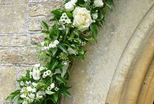Arches Flowers Wedding