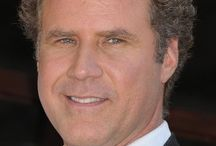 Will Ferrell / Will Ferrell photos and movies and pretty much anything he has ever done.