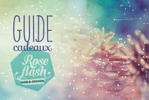 Guide cadeaux 2014 - Holiday gift guide / by Studio Rose Flash