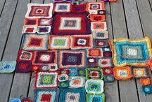 Granny squares / by Magdalena Anna Bayer