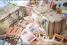 Penge og overflod