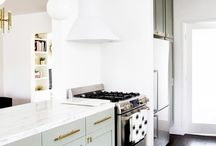 kitchens + baths | Mary R / by Allison Lind