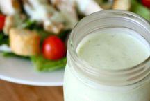 Salad dressings & Sauces