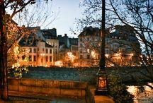 Inspiration - River Seine photoshoot