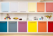 Kitchen Cabinets / Ideas and options that will inspire you and make you consider what type of cabinets is best for you!