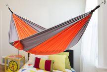 Bedroom Hammock Ideas