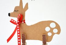 Christmas / Home Decor, Recipes, Crafts, Tutorials, Lesson Plans, Activities  / by Mandy Young