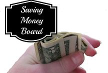 Saving Money / Tips on way to save money - tutorials, couponing, & other tips / by Susan Bewley