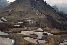 big location; finland-kamchatka-kolskyi / собираем природные виды камчатки, кольского, норвегии. горы-озера-дороги-камни-водопад-растительность.