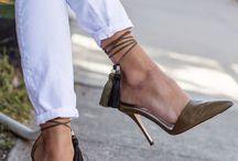 Lace up Shoes / Обувь со шнуровкой