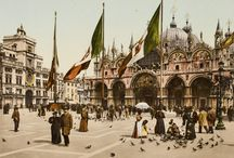 Old Venice & Veneto / Old phots and paintings of Venice and the Veneto region