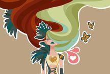 Character design: Jessica Madorran