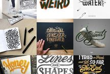 Daily Typography & Lettering Inspiration