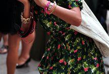 Fashion week-street style.. / Street style photos from -Paris, London, Milan, New York, Australia- fashion week..