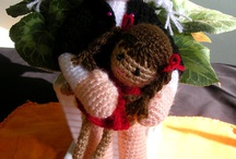 Crocheted Doll Ideas / by Carla Patch