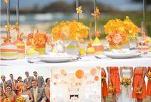 Оранжевая свадьба / Orange Wedding Style / Доска посвящена оформлению свадьбы в оранжевых тонах! Этот день очень важен для каждой из нас! И конечно же, мы хотим чтобы он был волшебным! Здесь я буду собирать примеры оформления свадьбы (флористика, декор, президиум, фото-декорации и так далее)