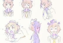 Idée Manga *00* ♥