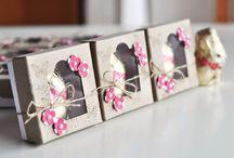 boxes and more / Leuke cadeaudoosjes om te maken