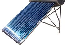 intergative pressurized solar water heater / intergative pressurized solar water heater sales@blueclean.com.cn