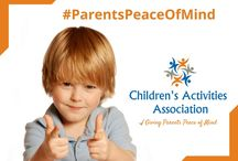 #ParentsPeaceOfMind / What is the CAA and why should your child's class be a member?
