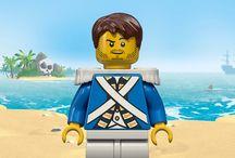 Lego: minifiguren