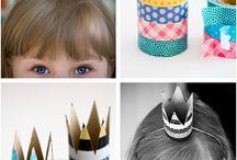 A faire avec les enfants / Bricolages avec ou pour les enfants