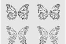 Butterfly edable ideas