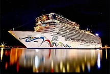 Cruise Ships  / Cruise Ships I have had the pleasure to board / by Wendy Bereczky