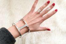 Combinaison de bijoux / www.girlyandsweet.com