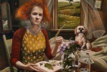Allegorie,Metapher,Transzendenz und Symbole in der Kunst