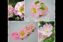 flor cinco pétalas rosa