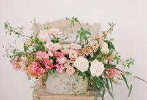 Preppy Wedding Flowers