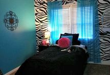 Zebra room ideas / by Michelle Holway Phelps