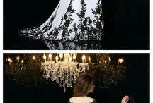 Gothic wedding dress ideas