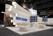 Impressive Bespoke Exhibition Stands