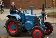 Lanz Bulldog / Tractoren