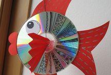 Ryba z cd disku