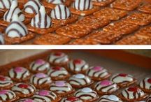 Winter Holiday Food Ideas / For entertaining during the winter holidays! / by Briana Maturi