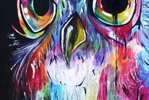 Schilderijen en wanddecoratie