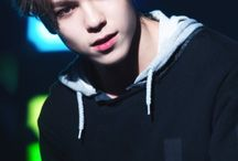 Vernon (Chwe Hansol) / Member of the K-pop boy band Seventeen who became a trainee of Pledis in 2012. He had earned the nickname of Mr. Headphones on season one of Seventeen TV and also goes by his middle name of Vernon.